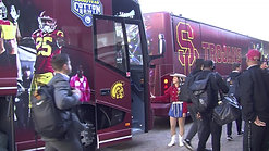 Cotton Bowl Team Arrivals