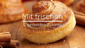 Ein Video für eine Bäckerei