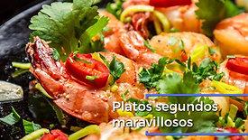 Video para un restaurante de pescados y mariscos