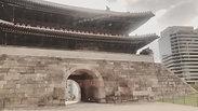 Seoul in Autunm sunshine