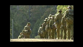 Australian Army Cadets go bush