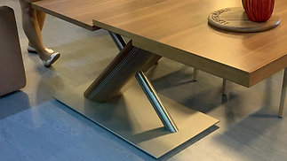 Himolla Extendable Dining Table