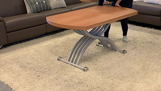 Himolla Height Adjustable Coffee Table