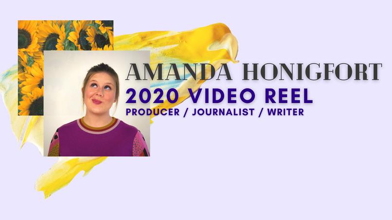 Amanda Honigfort's Work Samples