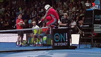 Nadal, Hewitt, Kyrgios, Risky - 1 Minute