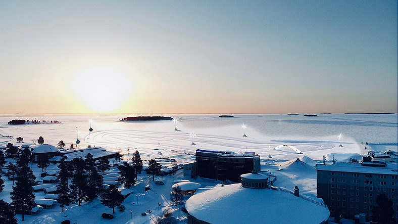 ROC World Final 2022 on Snow & Ice in Sweden