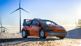 ROC 2022 - Presenting the electric rallycross RX2e