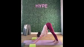 50min Yoga