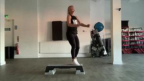 50min Step Fitness