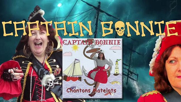 CAPTAIN BONNIE