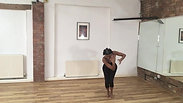 Part1/2 Moving from High Arch to Twisted Utkatasana