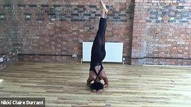"""Mimosas"" Yoga Dance ClassZoom class"