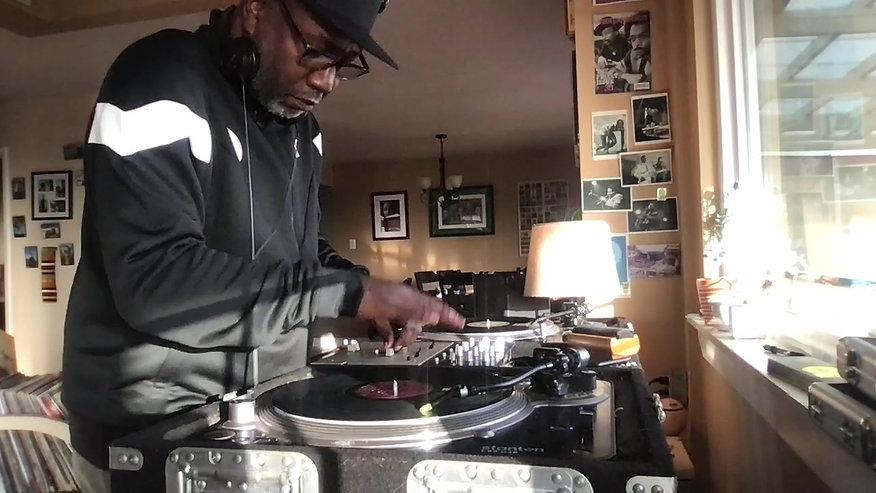Jahi SEPT Special Live DJ Set