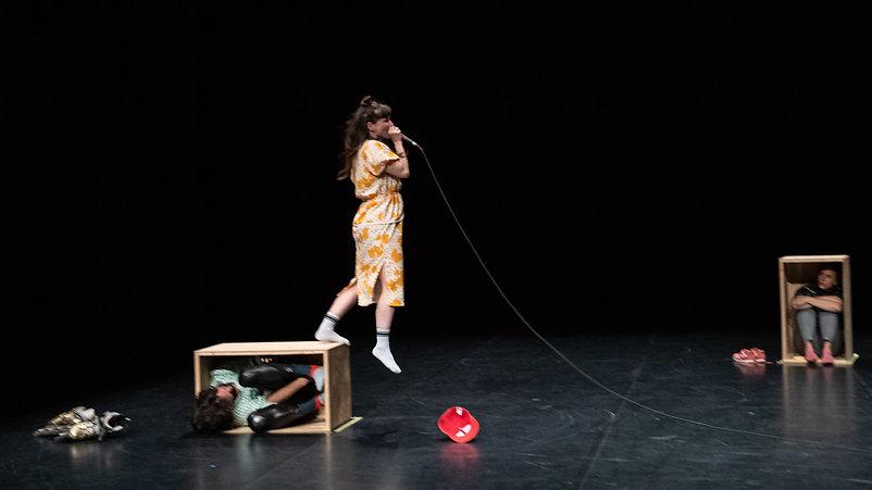 Tanz und (Co-) Choreografie