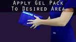 Gel Pack Instructional Video - Standard Size
