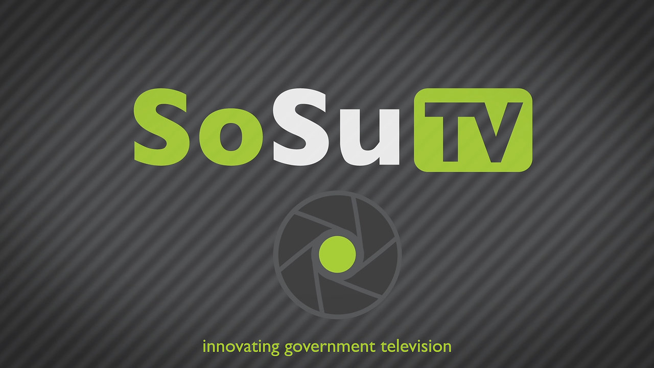 SoSu.TV - Excellence in Government Television
