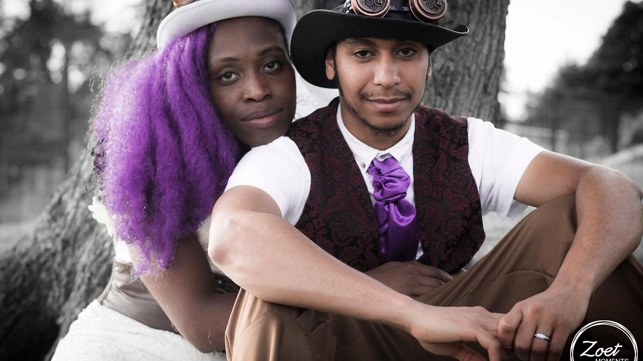 ISHESHE & AARON