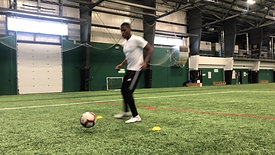 Ball & Wall: Moving Touches