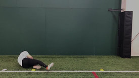 Wall Ball Collapse Dives