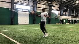 Ball & Wall: Juggling