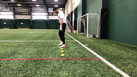 Quick Feet and Explosive Push