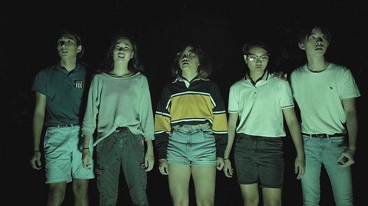 Stranger Things Camp Trailer