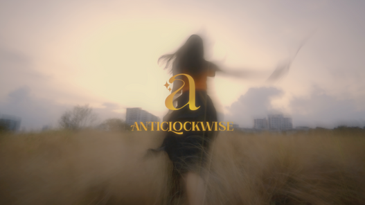 Website Film for Anticlockwise Fashion Brand