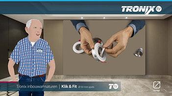 TronixTV klik fit 50 mm