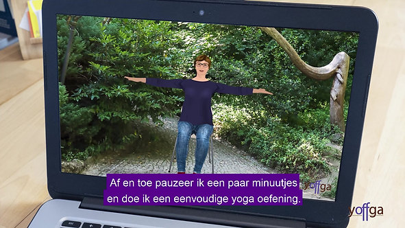 Waarom yoffga zo fijn is