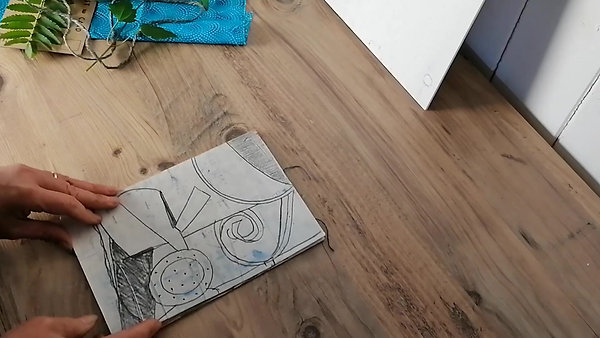 Fearless drawing 6
