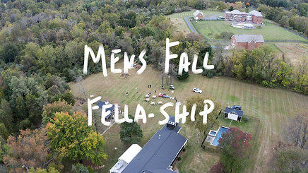 Mens Fall Fella-ship - Free Life Church