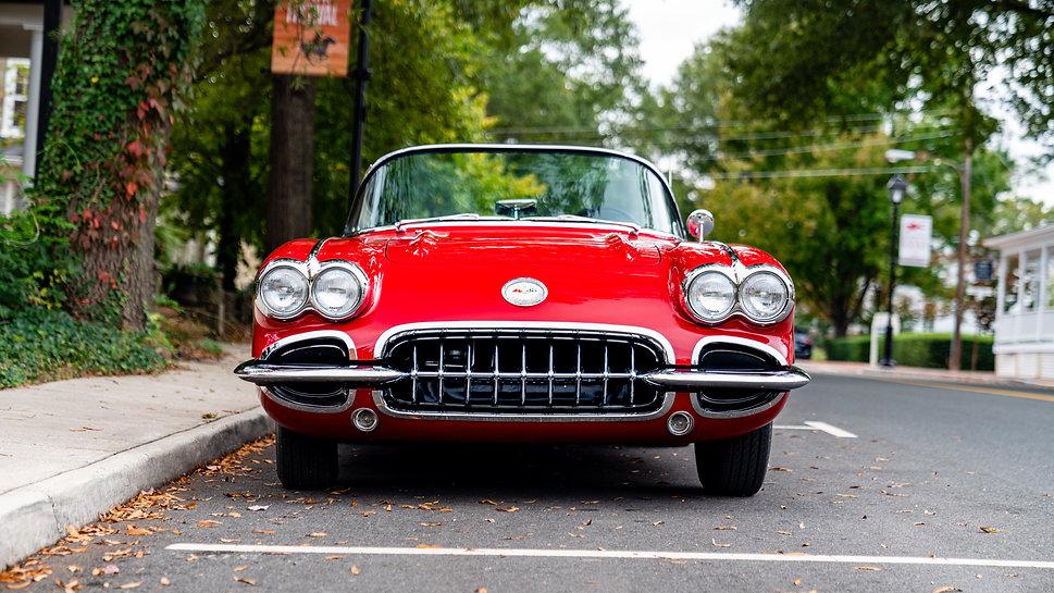 1958 C1 Corvette Restoration - Gentry Motorcars