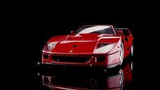 Jim Davis - Ferrari F40