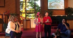 Rev Debbie - Children's Moment
