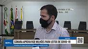 Câmara aprova R$ 8 milhões para leitos de covid-19