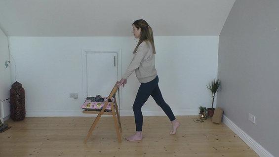 Chair Yoga 5
