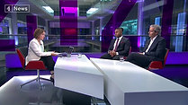Knife crime debate - Channel 4 News
