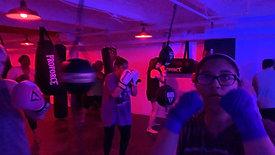 Jukebox NYC. Boxing Club.