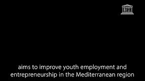 UNESCO Youth Employment in the Mediterranean