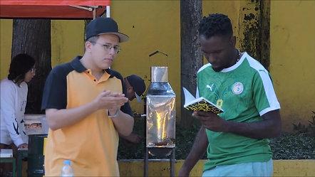 Teaser do Projeto Sócio-Cultural Quilombo Cultural Ybirasamba