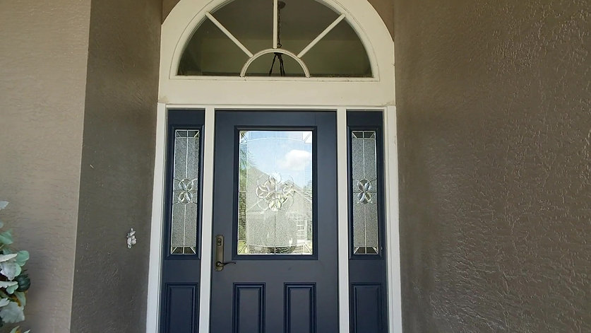 Advisar Doors Installed by Home Love Construction
