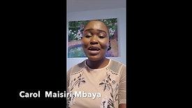 Carol Mbayo