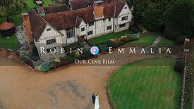 Robin & Emmalia- Our Cine Film