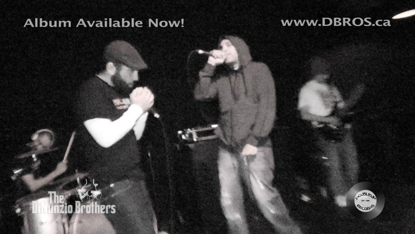 DBro's Album Availible Now!