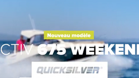 Quicksilver 675 Weekend Retail Promotion France