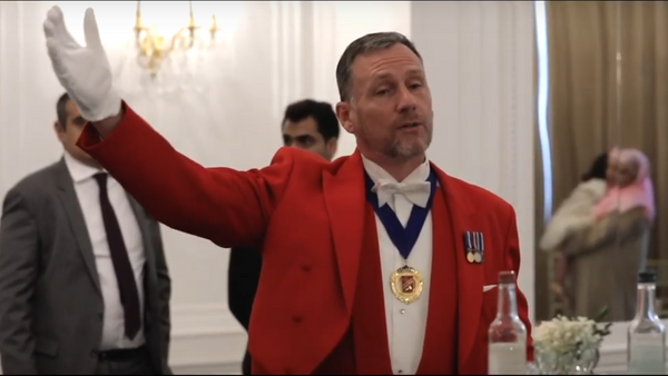 Guy Wade - Professional Toastmaster