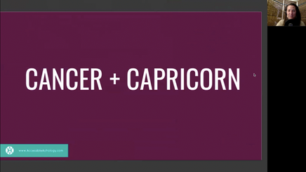 Nodes in Cancer and Capricorn
