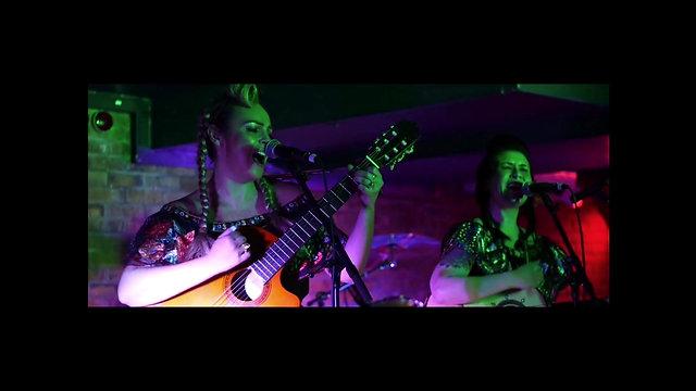 Las Guadalupes live concert excerpts