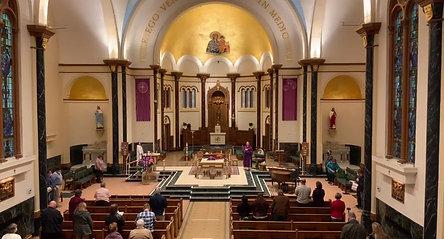 4pm Vigil Mass- 1st Sunday of Advent