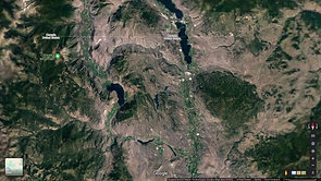 Similkameen google earth- USING SNIPS FOR INFOGRAPHIC VIDEO